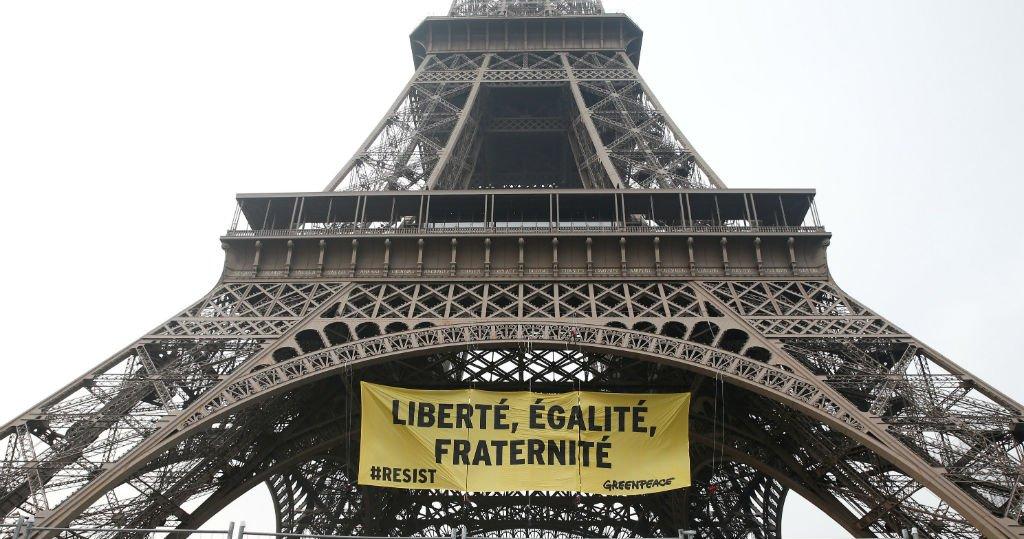 برج إيفل / حقوق الصورة لوكالة رويترز