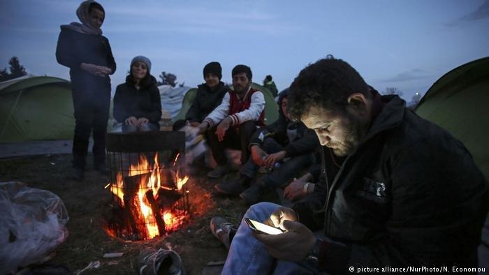 تحديد عمر اللاجئ القاصر