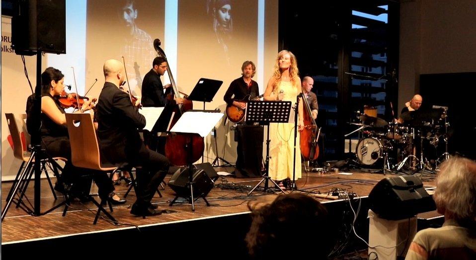 Jazz meets Oriental Music Kln
