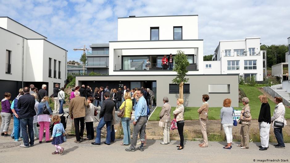 Germany's tight housing market exacerbates discrimination | Photo: Imago/Friedrich Stark
