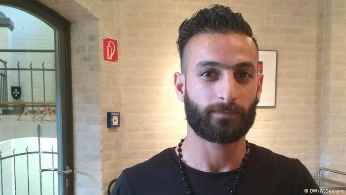Muhammad Syrien espre que ses amis vont rejoindre le projet