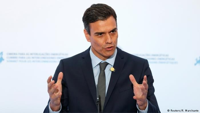 Has Pedro Sanchez' open arms policy on migrants backfired?