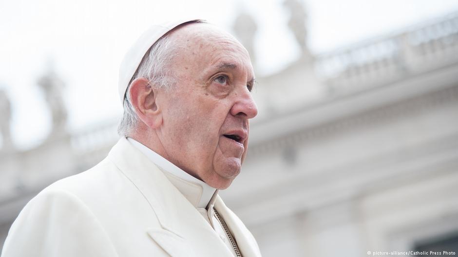 پاپ فرانسیسکوس، رهبر کاتولیک های جهان
