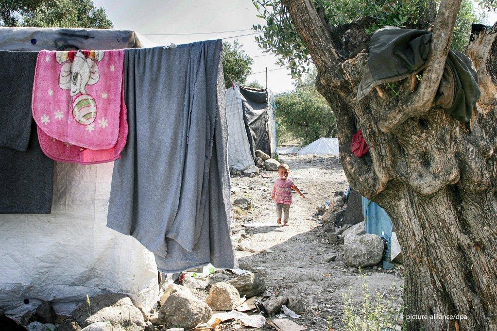 Moria camp Lesbos 12 June 2020  Photo picture-allianceG Siamidis