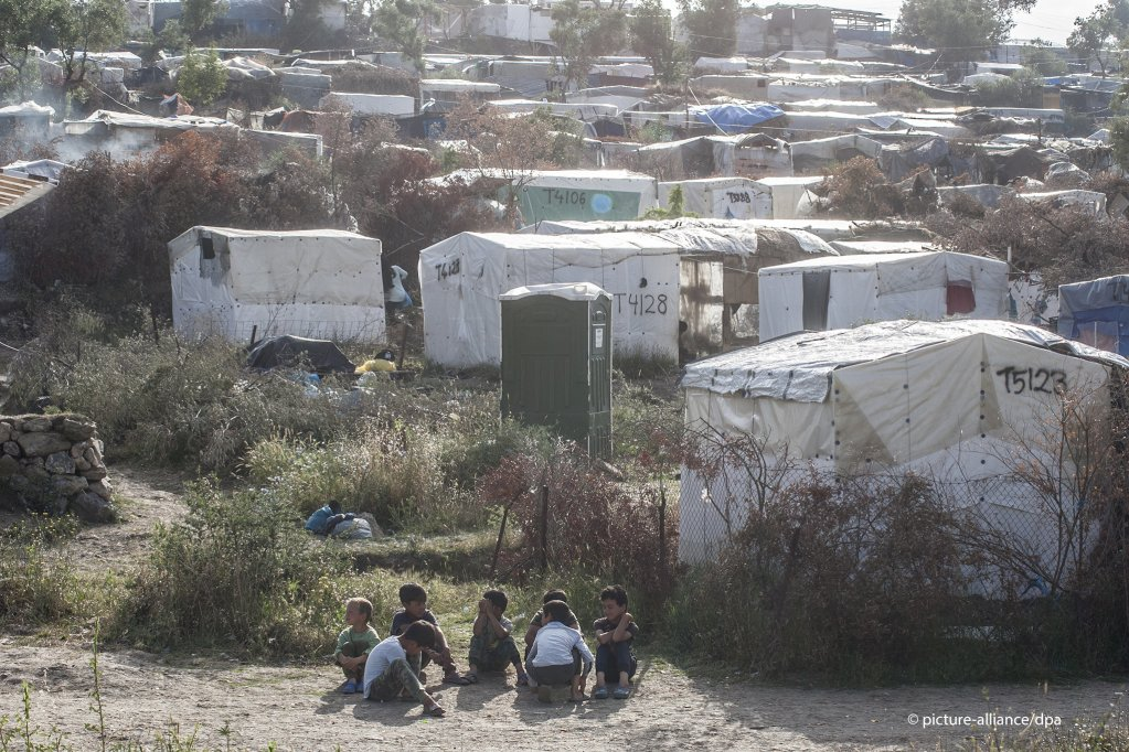 Moria stabbing blamed on conditions in migrant camp - InfoMigrants