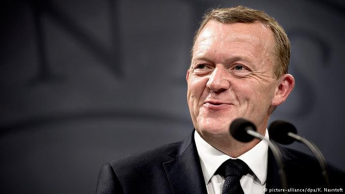 PM Rasmussen's Liberal party relies on the anti-immigration Danish People's Party to govern