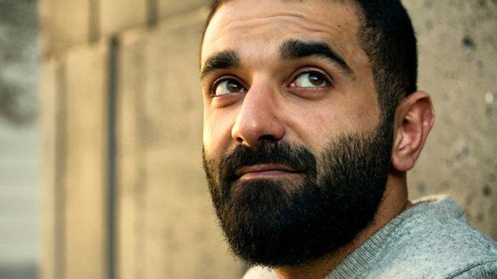 الكاتب السوري حمد عبود (فيسبوك)