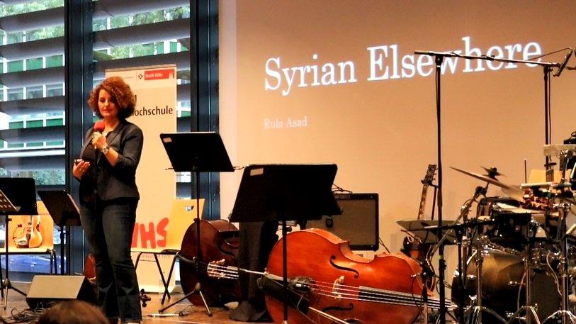 Jazz meets Oriental Music Köln