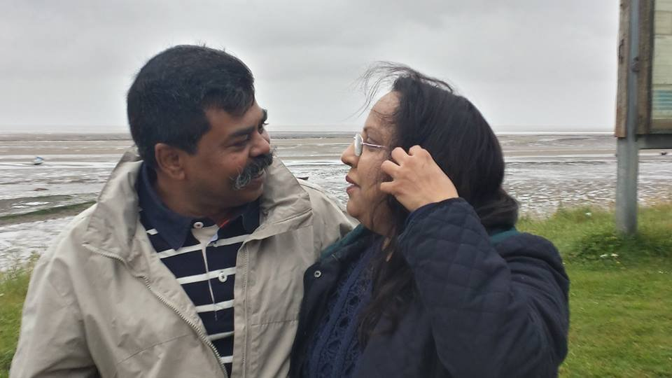 Ruth and Wilson Mukerjee participated in a 2017 outing with ALM Photo Asylum Link Merseyside Facebook group
