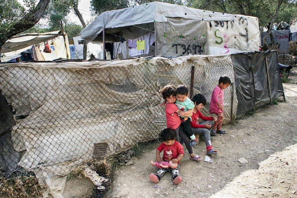 Moria camp Lesbos 11 June 2020  Photo picture-allianceG Siamidis