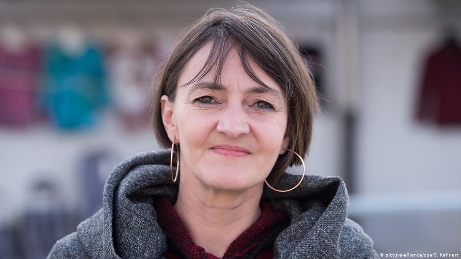 Steffi Brachtel started helping refugees in Freital in 2015 | Photo: Picture-alliance/dpa/S.Kahnert