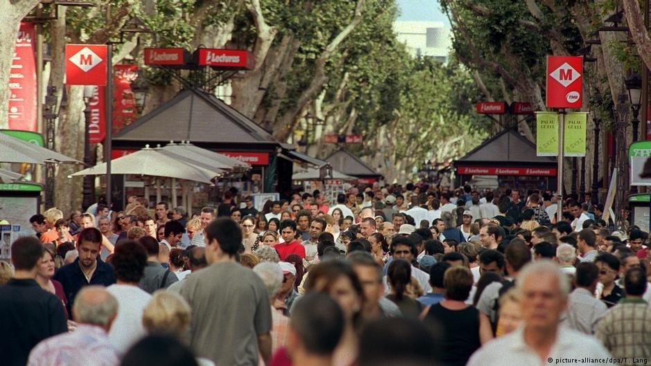 La Rambla street in Barcelona | Photo: Picture-alliance/dpa/T.Lang