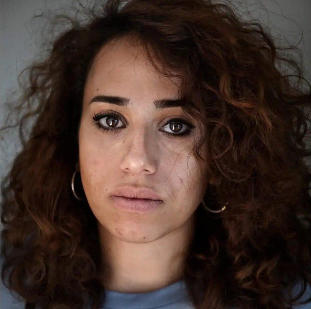 لين الخطيب، لاجئة فلسطينية من سوريا مهددة بالترحيل من السويد. الصورة من حسابها على فيسبوك
