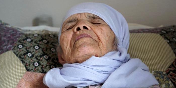Sweden's oldest refugee