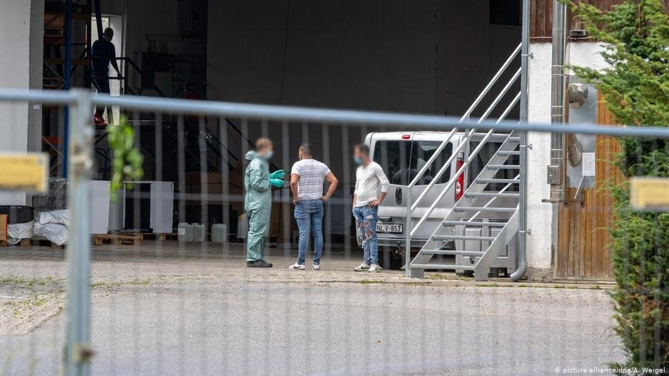 COVID-19 infections broke out in the Lower Bavarian town of Mamming | Photo: Picture-alliance/dpa/A.Weigel
