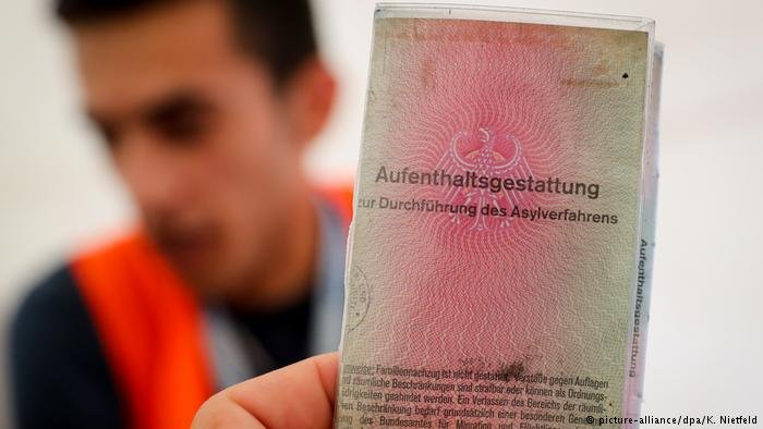 German residency permits come in a bewildering assortment of forms