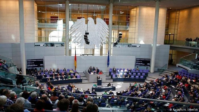 البرلمان الألماني (البوندستاغ)