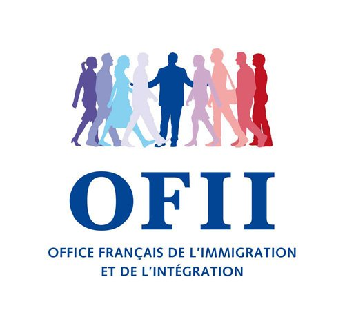 شعار الهيئة الفرنسية للهجرة والاندماج