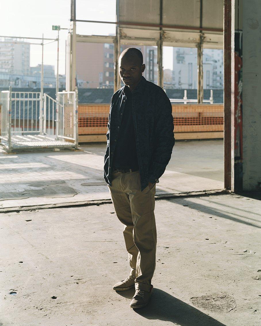 """Des sneakers comme Jay-Z"" - Aboubacar"