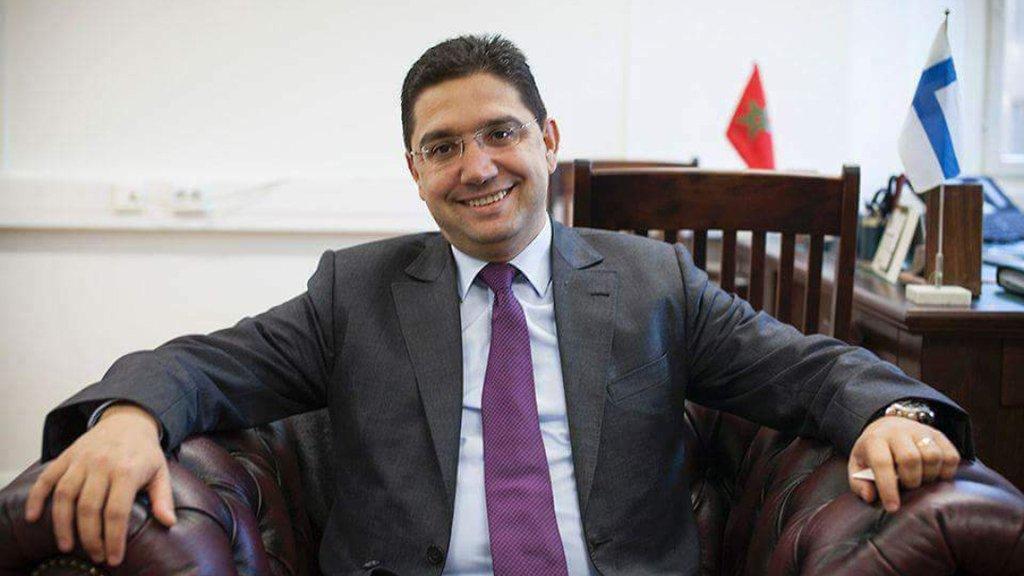 ناصر بوريطة وزير الشؤون الخارجية والتعاون الدولي المغربي (فيسبوك/ أسرار تاونات)
