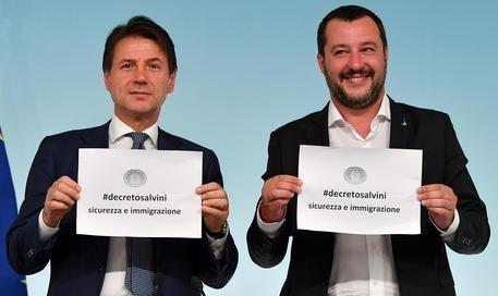 Italian government passes Salvini decree September 24 2018