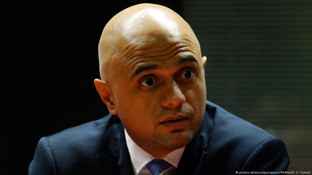 Home Secretary Sajid Javid is facing pressure to bring the issue of migrants attempting to cross the English Channel under control  Credit picture-alliancedpaempicsPAWireK OConnor