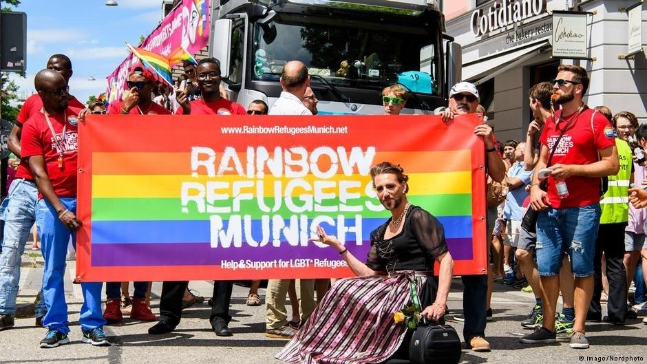 Des organisations comme LeTRa militent pour les droits de Diana et Success  | Photo : Imago/Nordphoto