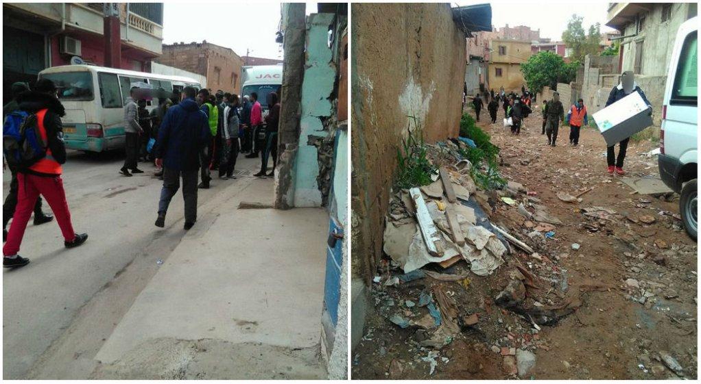 Depuis le début de l'année, les autorités algériennes ont expulsé plusieurs centaines de migrants subsahariens à ses frontières sud.
