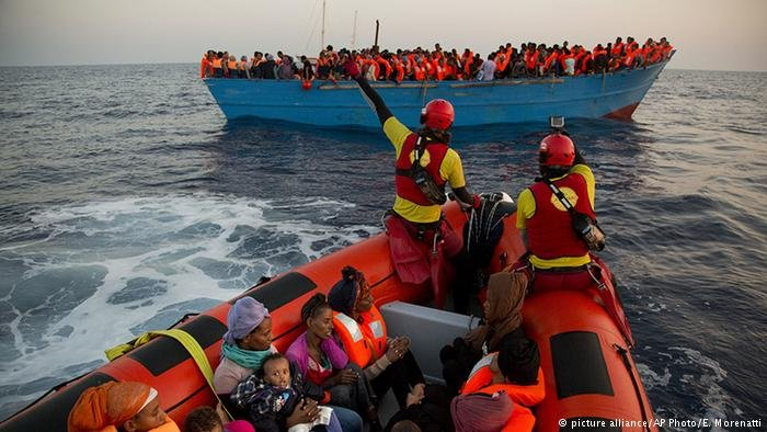 Many Eritrean migrants take the perilous journey to Europe  Photo Picture Alliance  AP Photo  E Morenatti