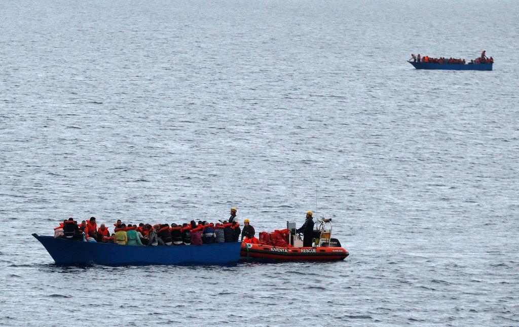 Reuters/Stefano Rellandini |Des centaines de migrants tentent la traversée de la Méditerranée, chaque jour.