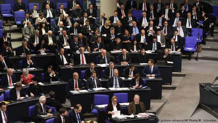 AfD in the Bundestag