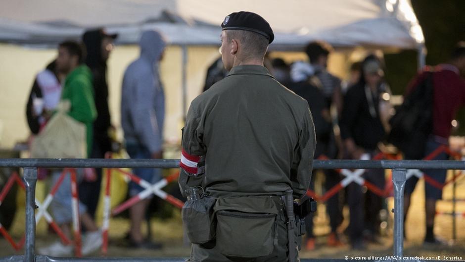 مهاجران در اتریش