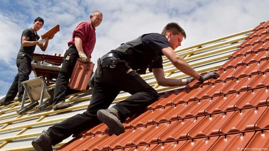 توجد نحو 350 وظيفة بالإمكان تلقي تدريب مهني عليها في ألمانيا.