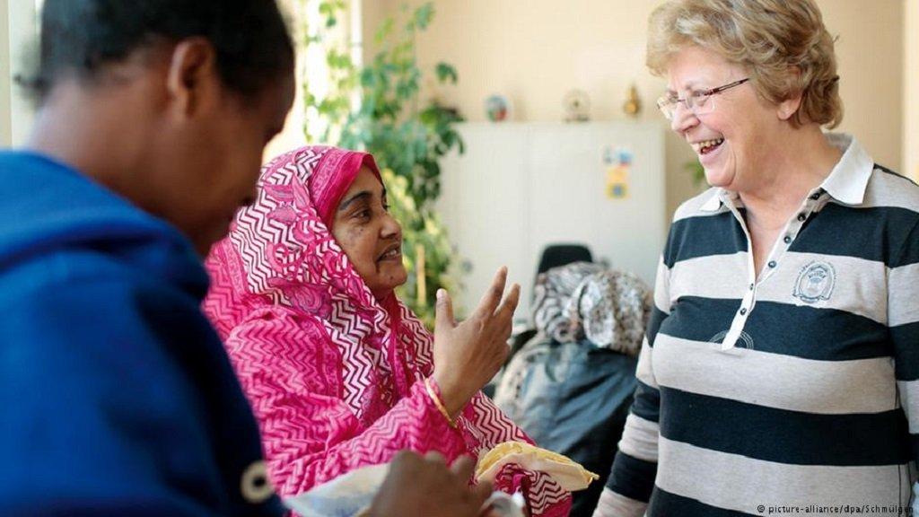 اللاجئون يتحولون إلى إدارات الإسكان الاجتماعي