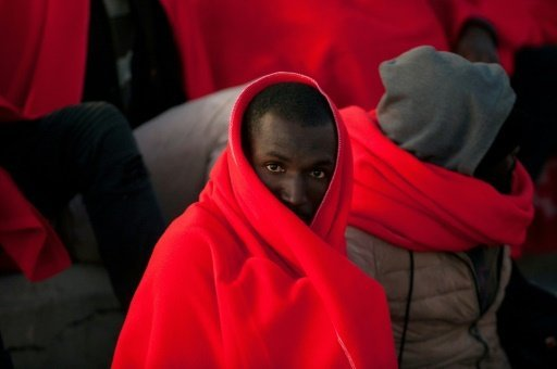 Smugglers transport migrants to Spain on rickety wooden boats, inflatable dinghies, and even jet-skis, charging hundreds of euros for the trip.