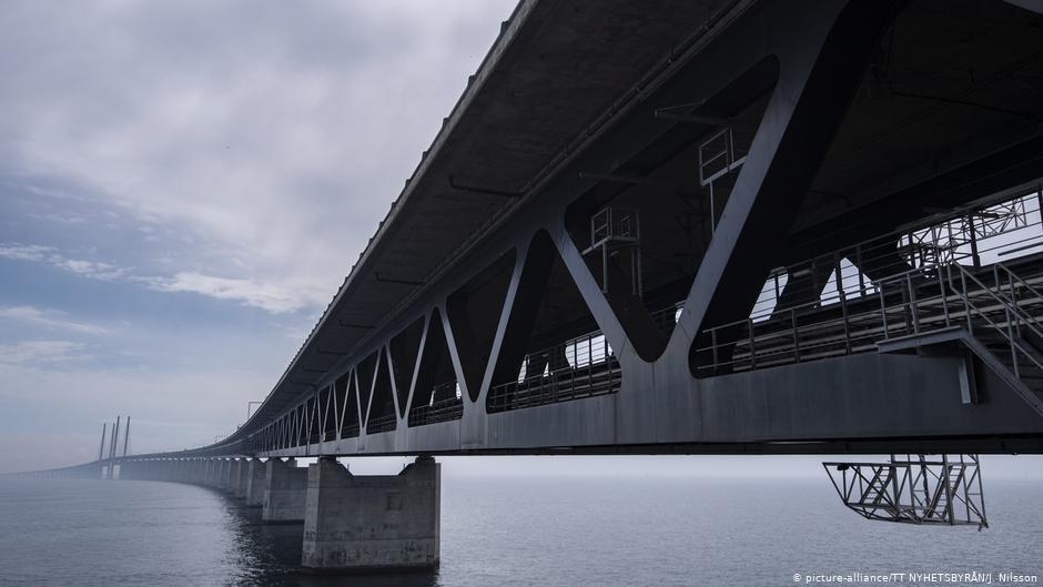 The Oresund Bridge between Denmark and Sweden  picture allianceJ Nilsson