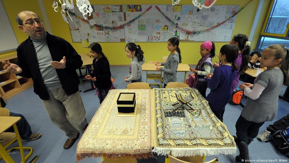 Islam is also taught in German primary schools