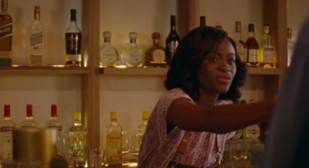 Rosa hopes to get to Italy in order to improve life for her and her sister  Source Screenshot from Eyimofe a film by Arie and Chuko Esiri