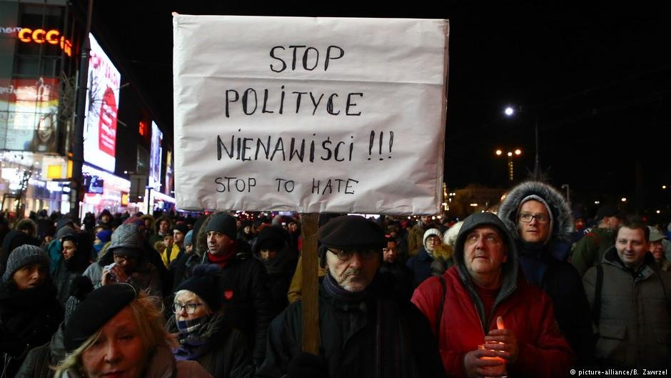 Divisions in Polish society have deepened since 2015