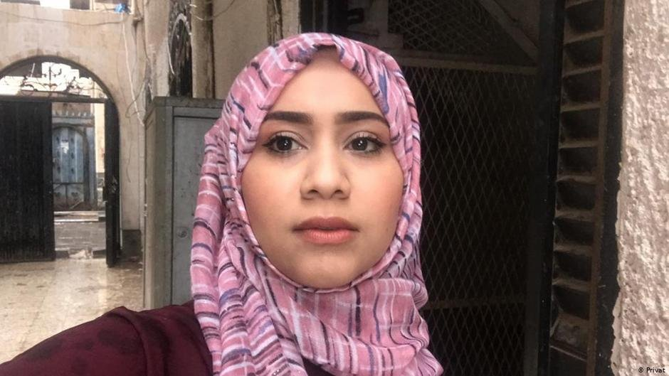 Amal Mansoor works as a freelance journalist in Sanaa | Photo: Private