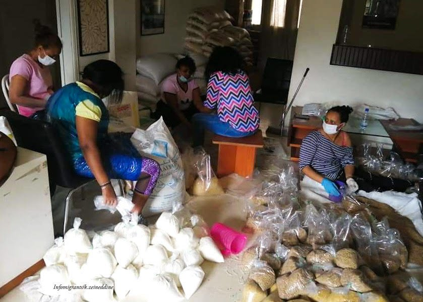 Ethiopian women working as domestic workers in Lebanon They spoke to InfoMigrants Arabic  Photo K Zeineddine  InfoMigrants