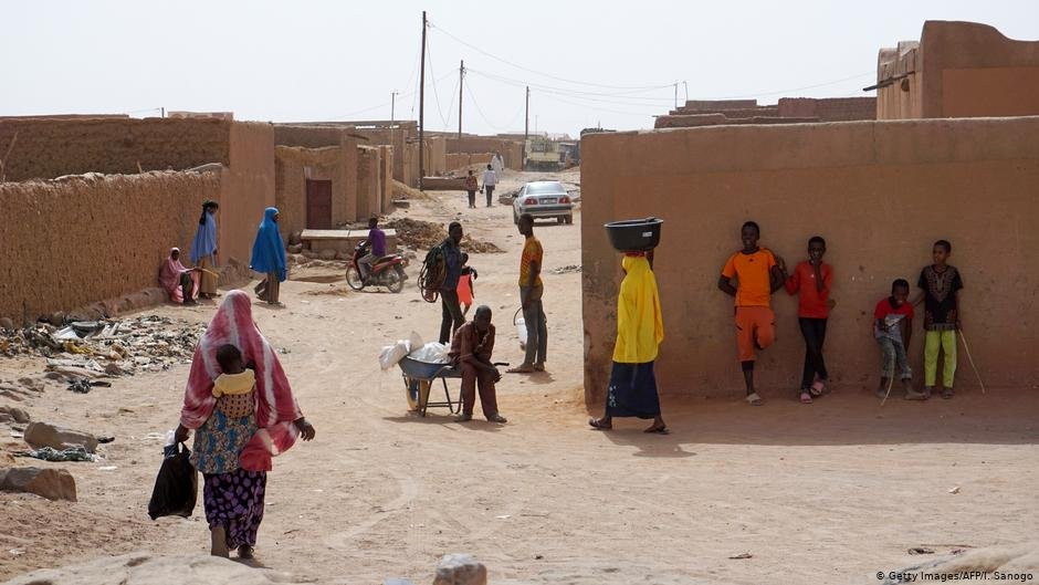 Agadez has become a hub for African migrants on their way to Europe | Photo: Getty Images/AFP/I.Sanogo