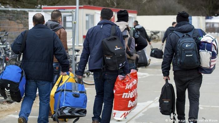 لاجئون في هولندا