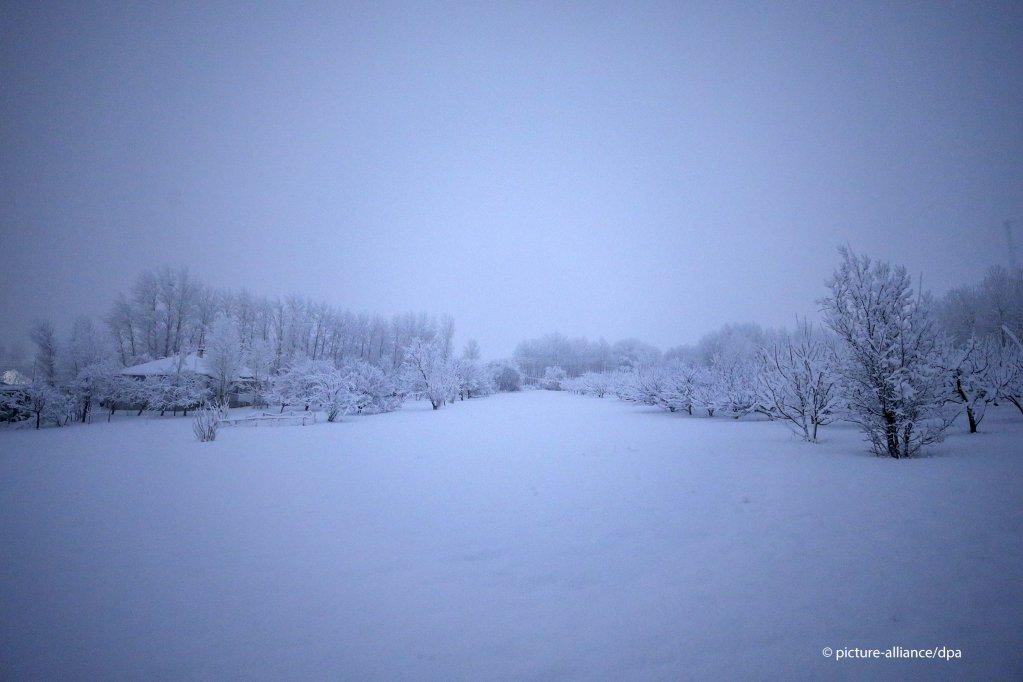 Turkeys Van province after a snowfall on February 8 2020  Photo Picture-allianceOzkan BilginAnadolu Agency