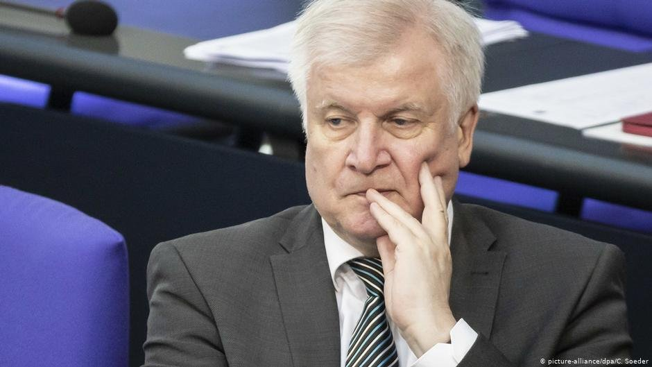 Interior Minister Horst Seehofer CSU wants more consistent deportations  Photo Picture-alliancedpaCSoeder