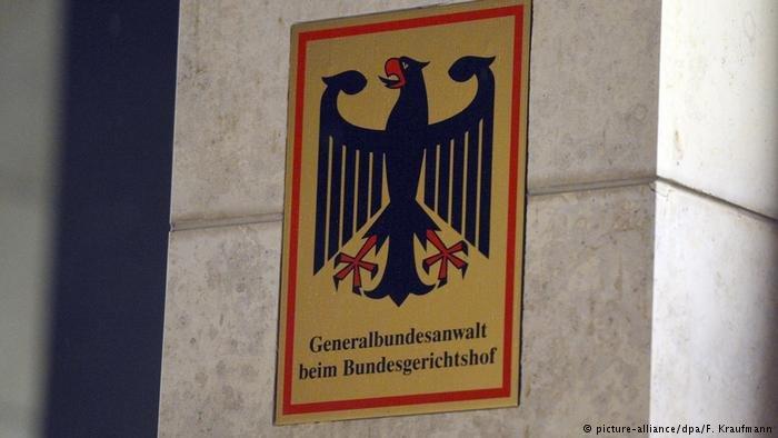 Federal Prosecutors Office in Karlsruhe