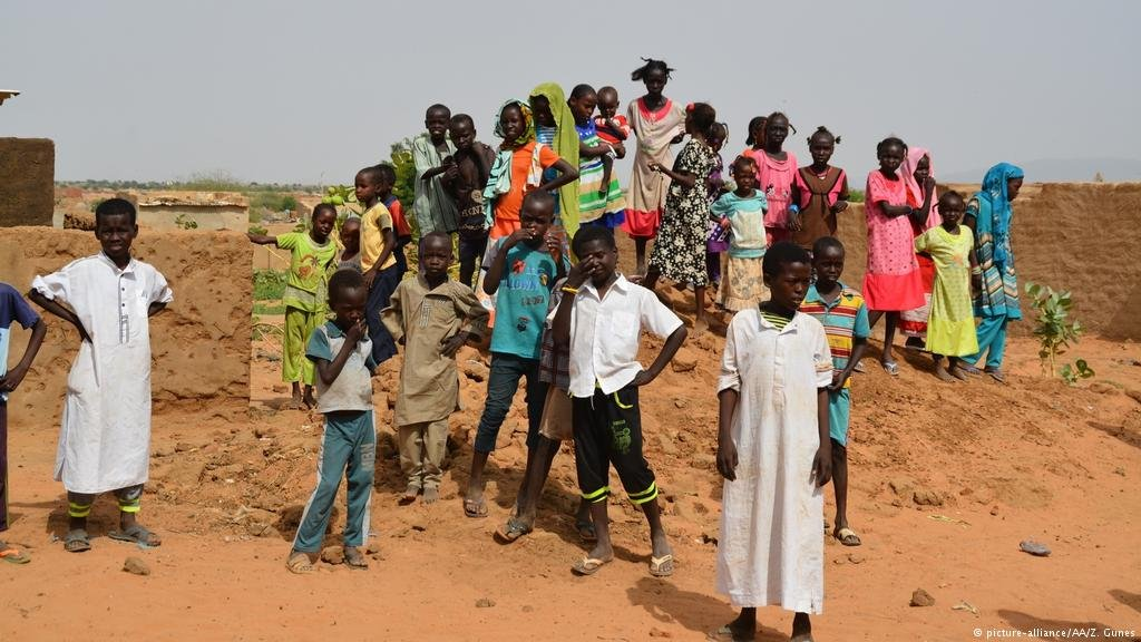 People from across Africa and other parts of the world pass through Sudan as part of their migration