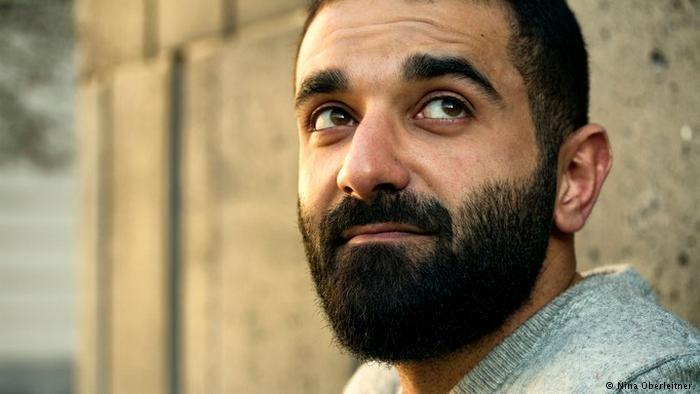 الكاتب السوري حمد عبود، ارشيف.