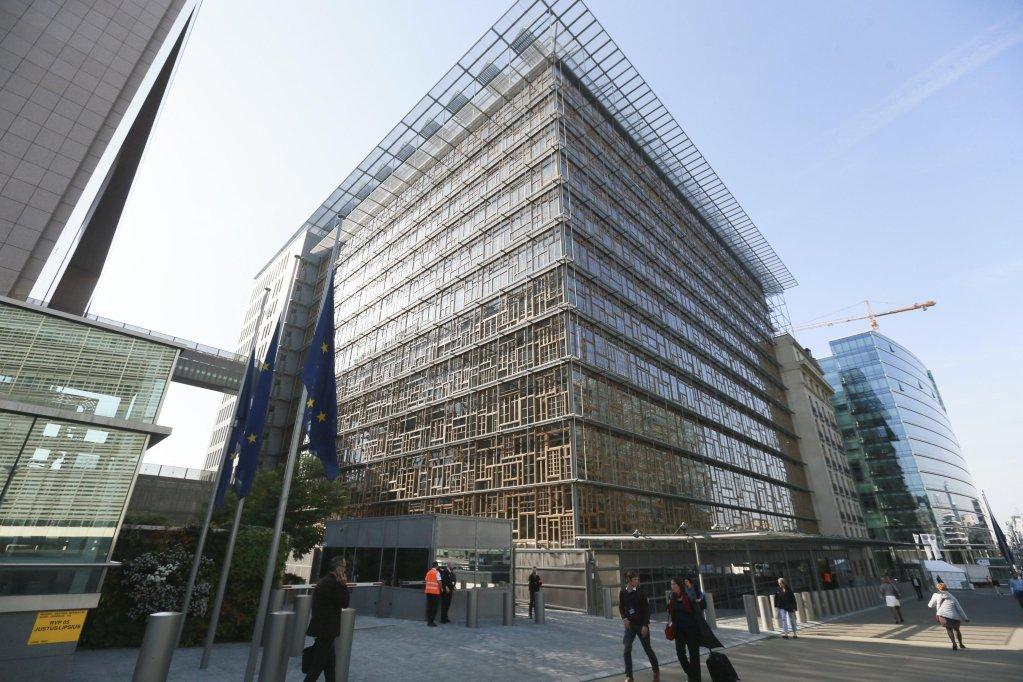 The European Council. PHOTO/EPA/OLIVIER HOSLET