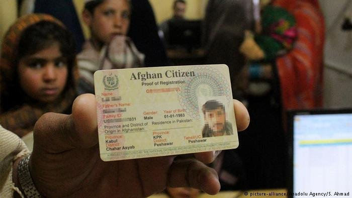 Afghan refugees in Pakistan | Credit: Picture-alliance/Anadolu Agency/S.Ahmad